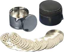 REGULAR DIAMOND SIEVES SET