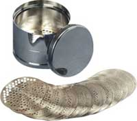 LIGHT WEIGHT SIEVES SET